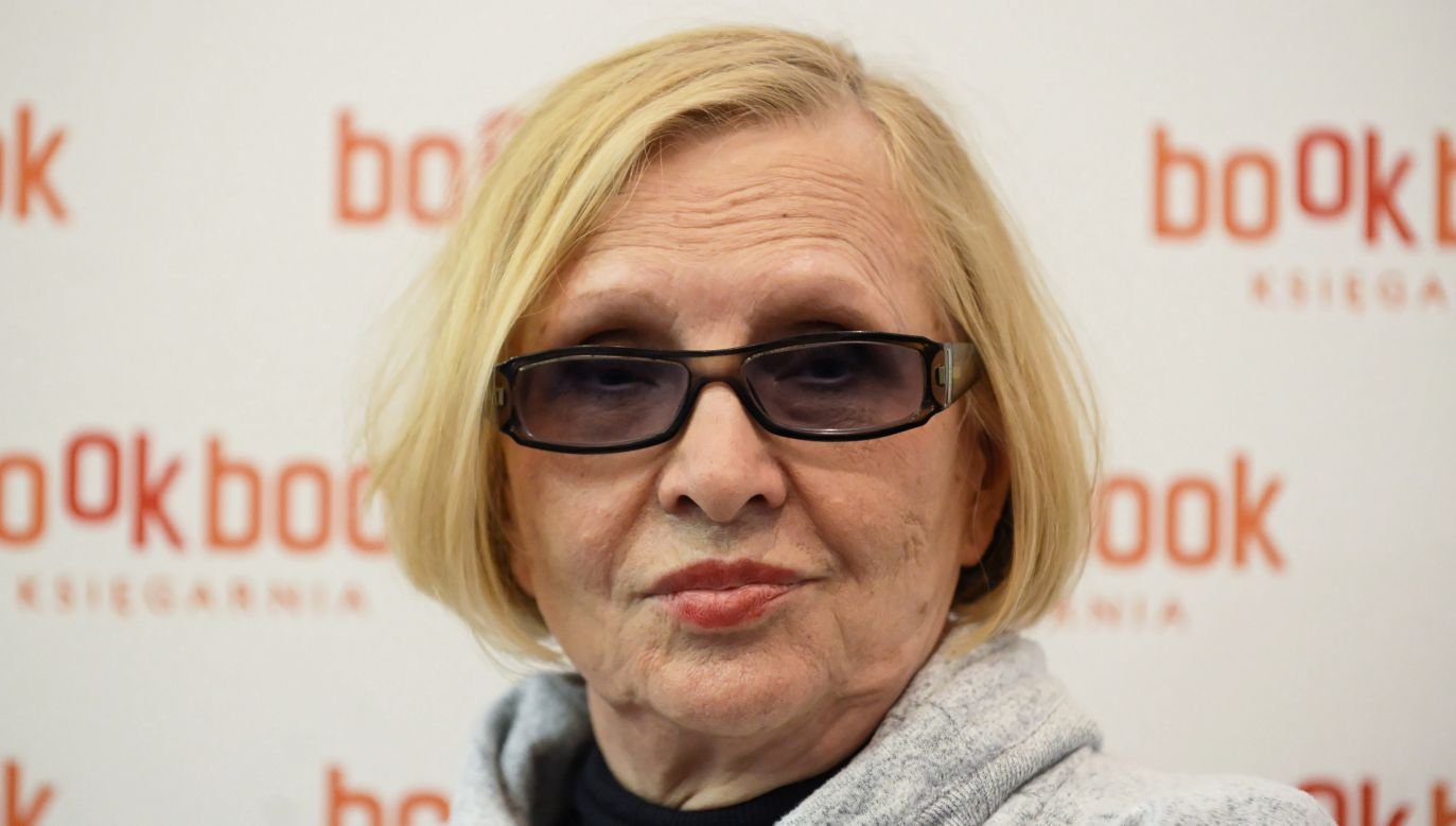 Maria Nurowska (fot. arch. PAP/Jakub Kamiński)