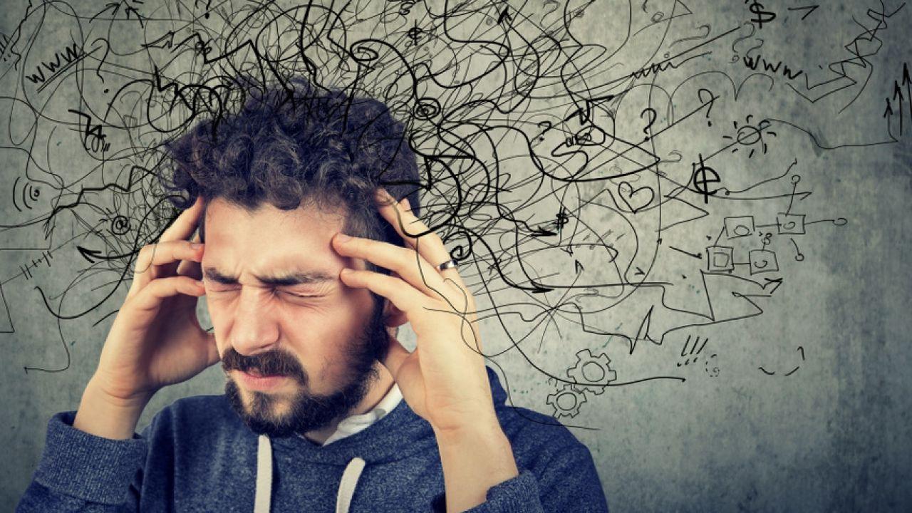 Stres stał się nieodłącznym elementem naszej codzienności (fot. Shutterstock/pathdoc)