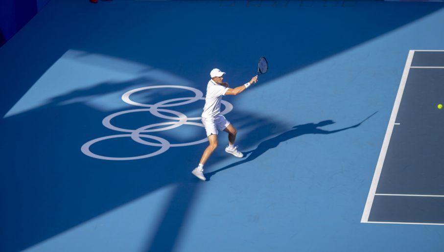 Hubert Hurkacz (fot. Getty Images)