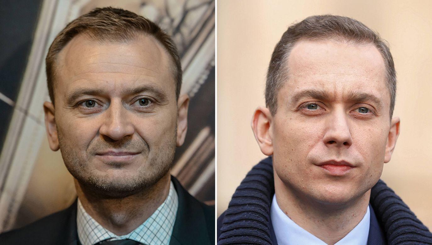 Na jaw wyszła lista członków (fot.  PAP/Wojciech Pacewicz, Rafał Guz)