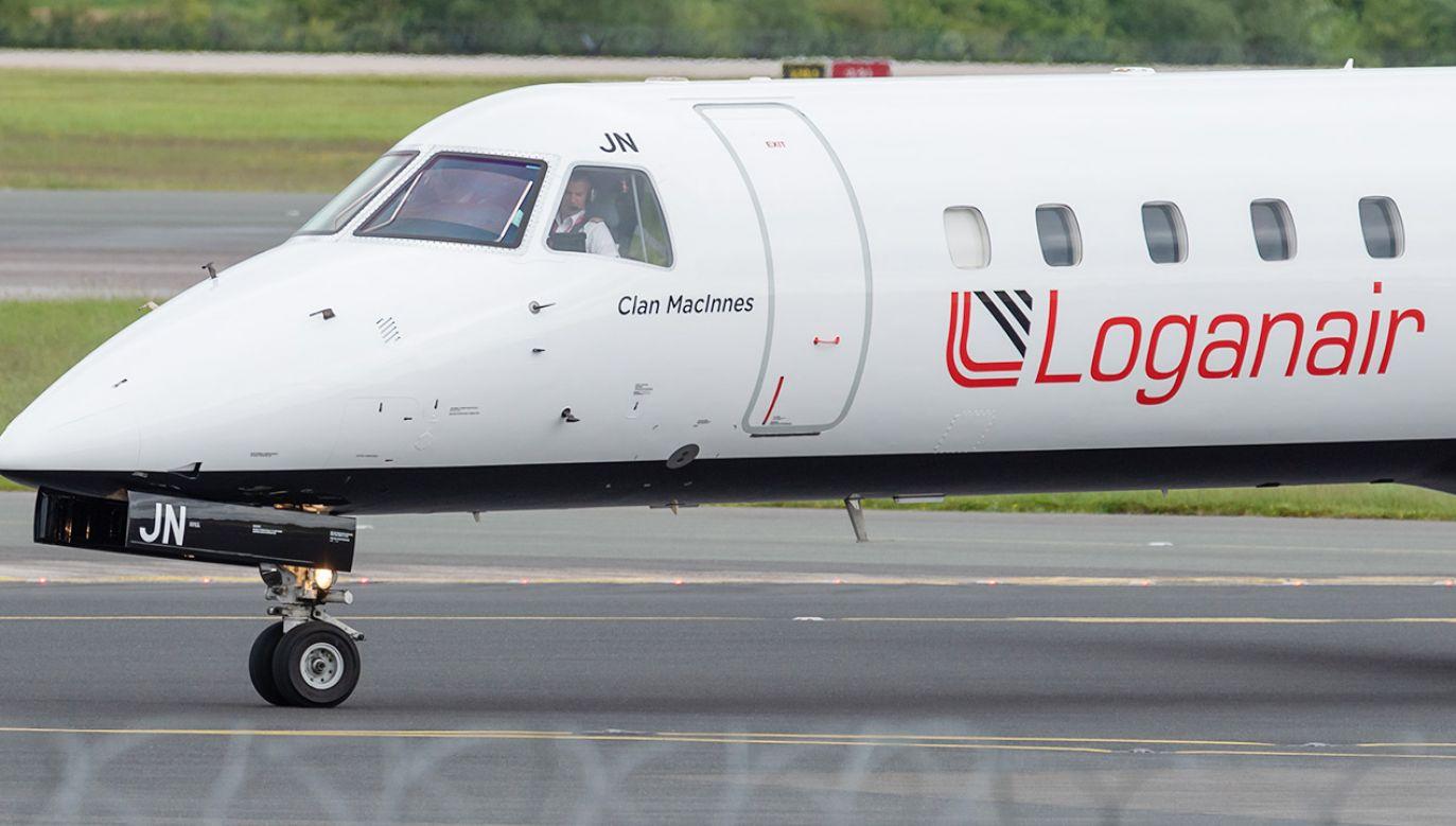Trzy samoloty Loganair przewiozły na Orkadach w 2020 r. 21 tys. pasażerów (fot. Shutterstock)