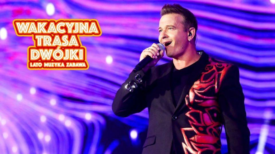 Wakacyjna Trasa Dwójki. Koncert w Żywcu w TVP 2 wieszwiecej - tvp.info