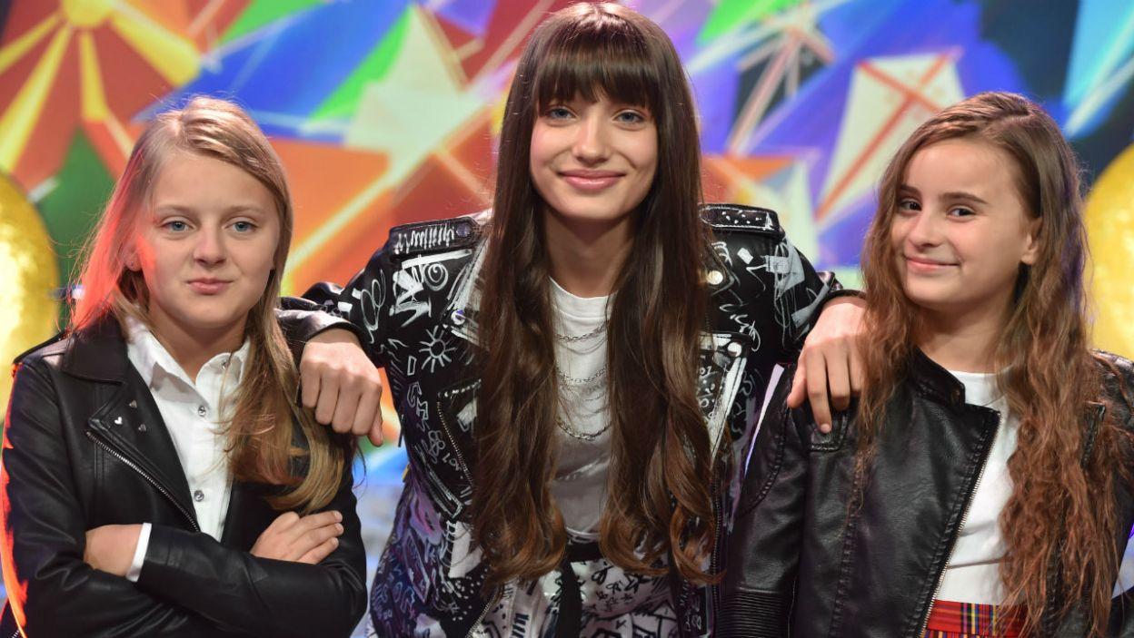 Tegorocznym reprezentantem mają szansę zostać: Wiktoria Gabor, Gabriela Katzer oraz Nikola Fiedor (fot. TVP)