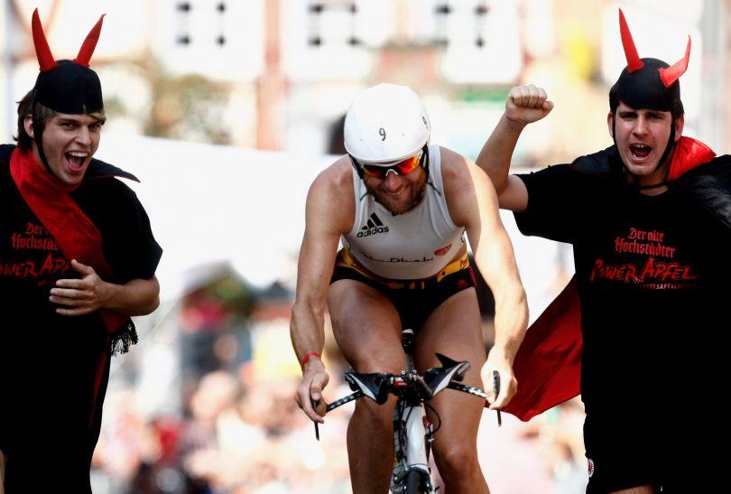 Faris Al-Sultan dopingowany przez kibiców (fot. Getty Images)