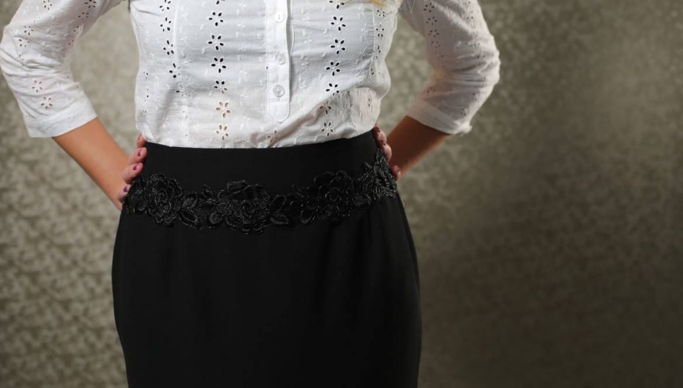 Studentka miała na sobie spódnicę (zdjęcie ilustracyjune, Pixnio/Marko Milivojevic)