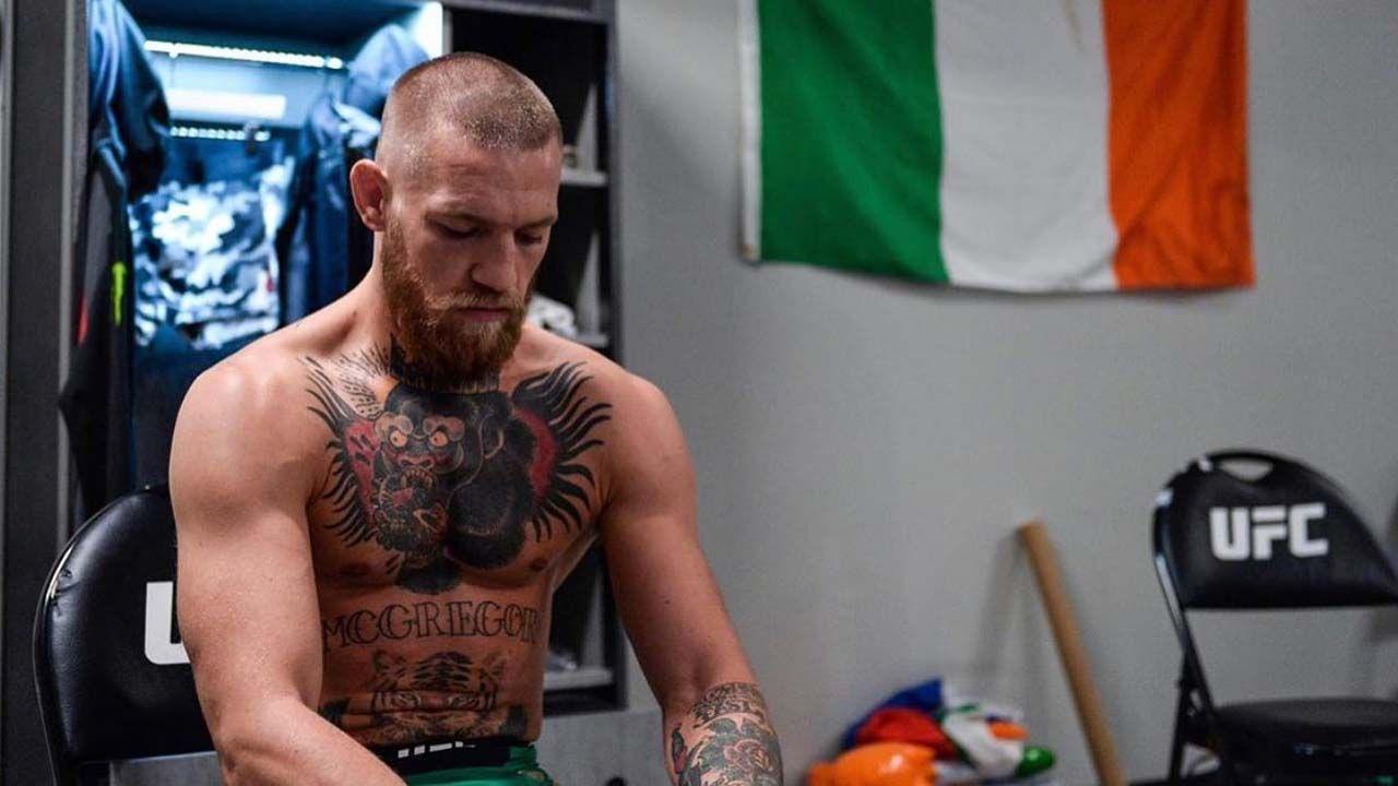Conor McGregor na razie nie wróci do oktagonu (fot. FB/Conor McGregor)