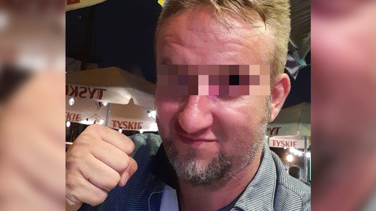 Radosław G. ma zastosowany dozór. Usłyszał zarzuty (fot. Twitter.com)