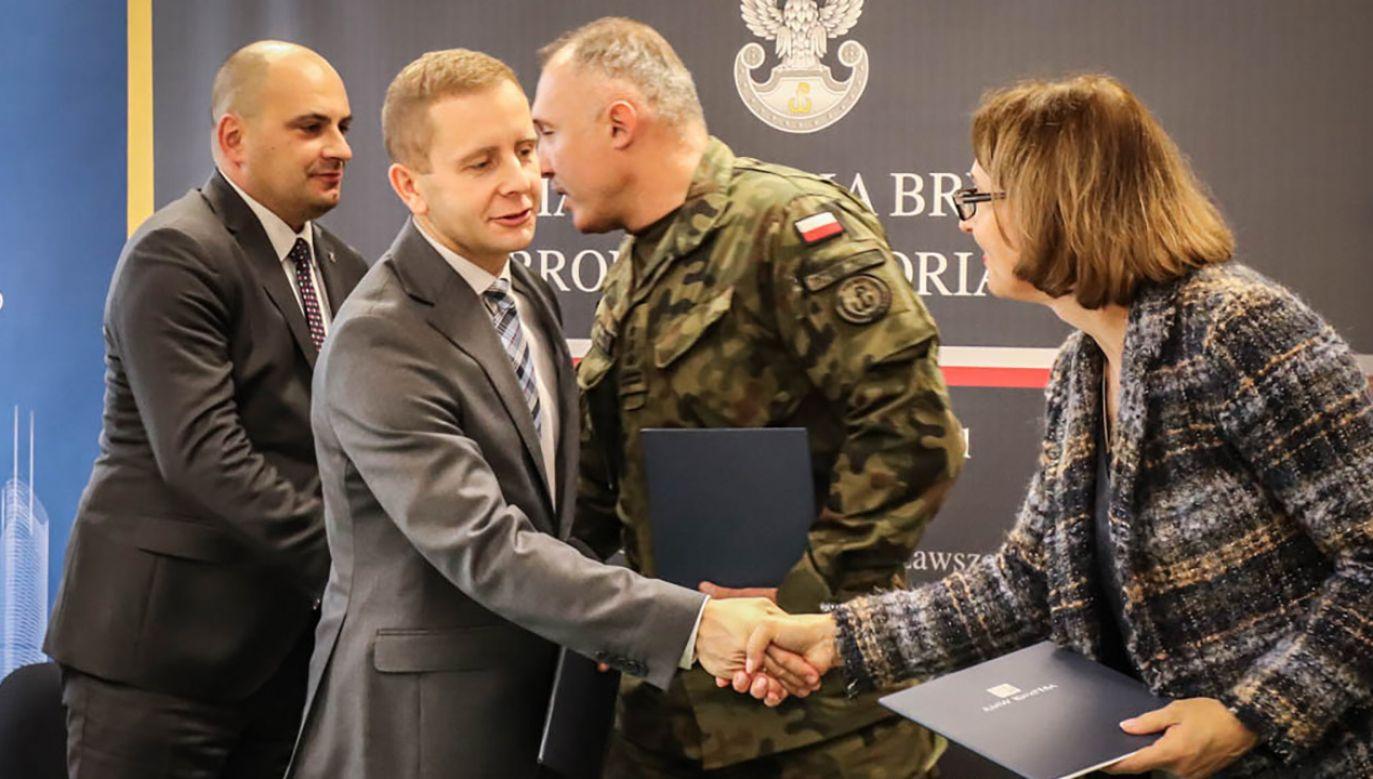 Dotąd lokale mieszkalne z zasobu Agencji Mienia Wojskowego otrzymywali wyłącznie żołnierze służby zawodowej (fot. Materiały prasowe)