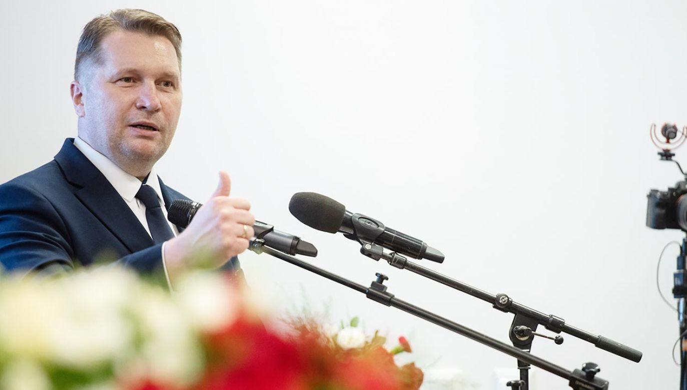 Akademia Zamojska rozpoczęła działalność 1 września (fot. PAP/Wojtek Jargiło)