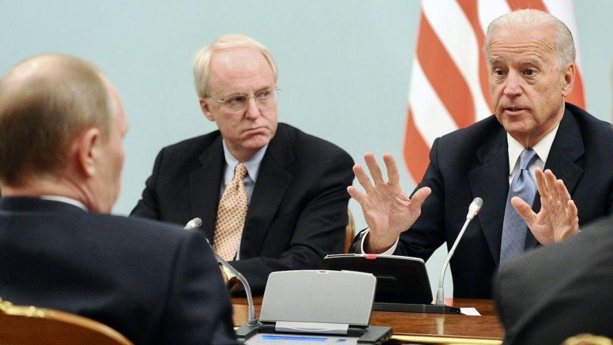 Amerykanie chcą, aby Biden był twardy wobec Putina (fot. Sh.Valery/TASS/Forum)