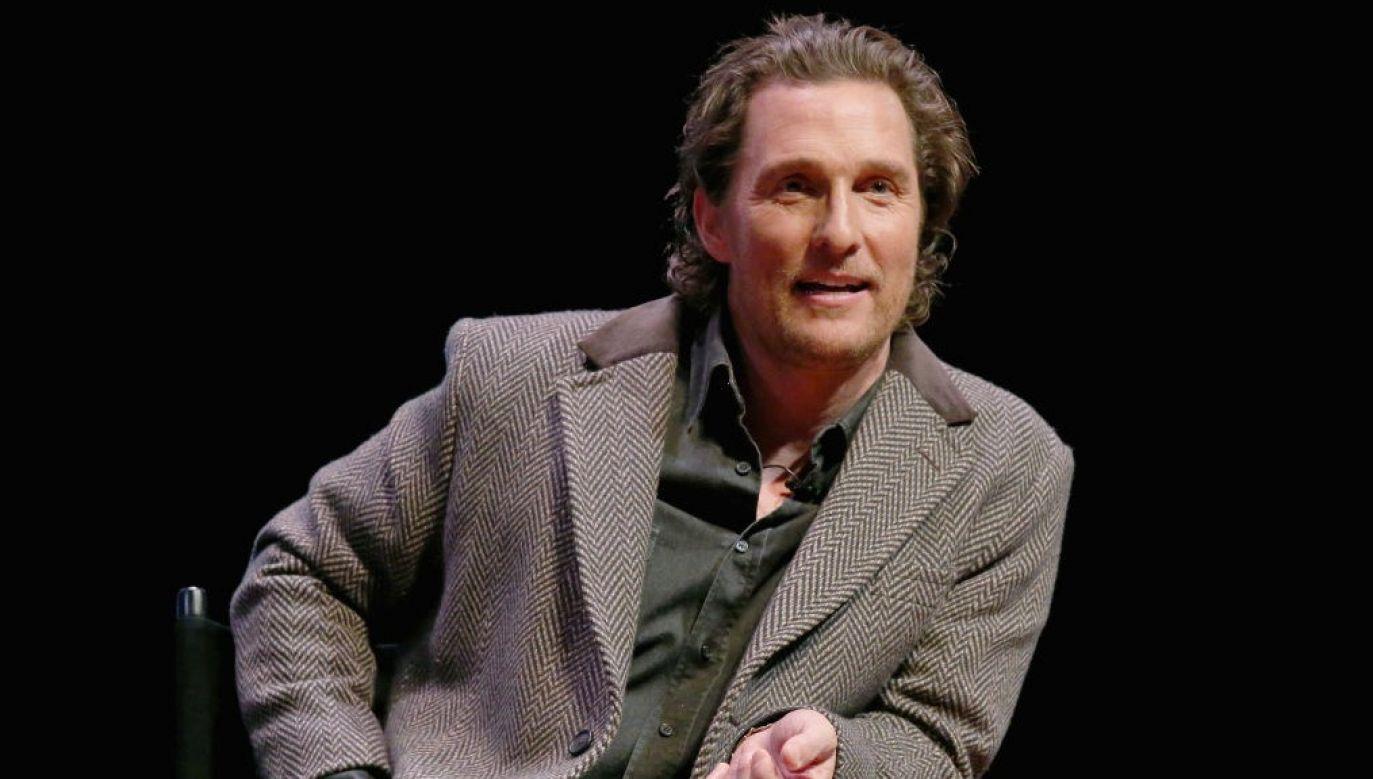 Sprawę opisuje znany aktor w książce, która ma się niedługo ukazać (fot. Gary Miller/Getty Images)