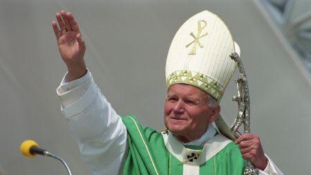 Karol Wojtyła urodził się w Wadowicach 18 maja 1920 r. (fot. arch. PAP/Janusz Mazur)
