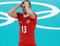 Michałowi Kubiakowi trudno było pogodzić się z porażką (fot. Getty Images)