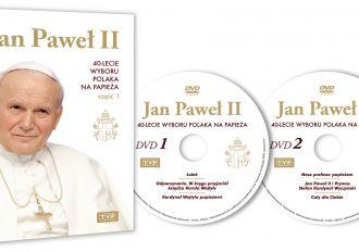 Jan Paweł II 40-lecie wyboru Polaka na Papieża (I)