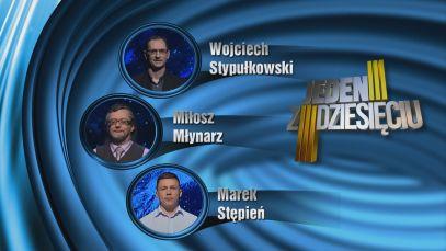 Wywiad z finalistami 16 odcinka 124 edyjcji