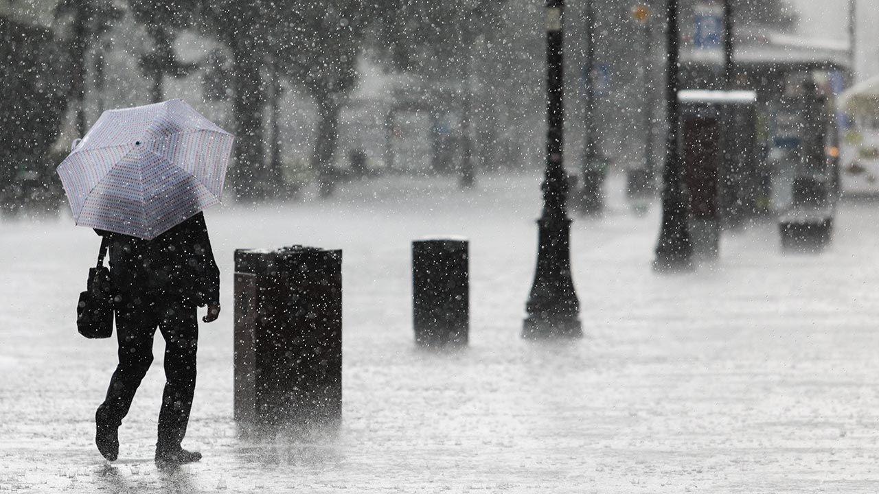 Prognoza pogody – niedziela 16 maja 2021 r. (fot. Forum/Andrzej Hulimka)