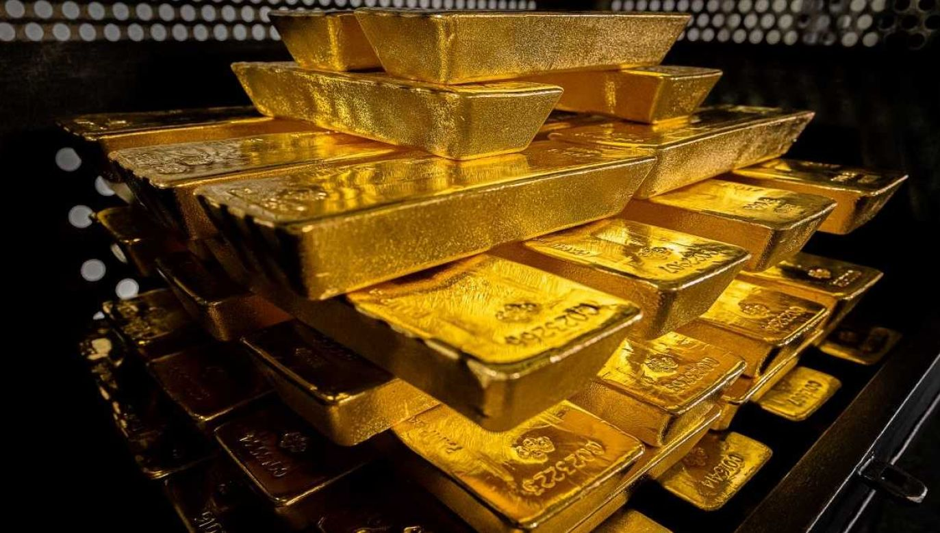 Polskie rezerwy 229 ton złota są 22. na świecie (fot. NBP)