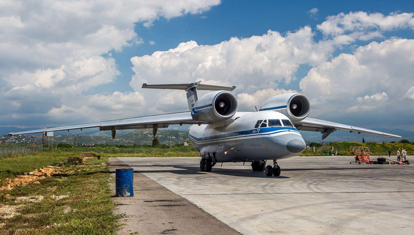 Poszukiwana jest teraz czarna skrzynka samolotu (fot. Marina Lystseva / Contributor/ Gettyimages)