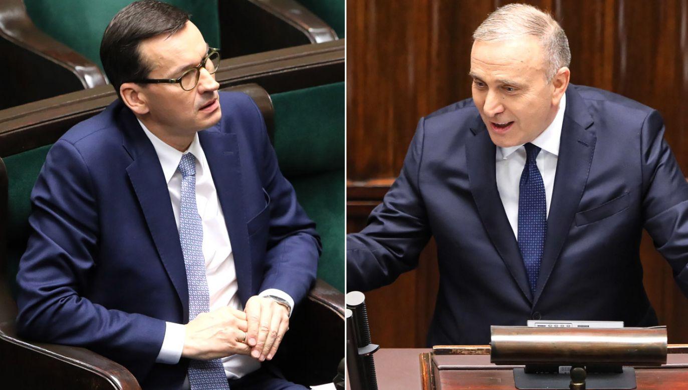 W ocenie prof. Norberta Maliszewskiego dominacja KO w obozie opozycyjnym wydaje się być zagrożona (fot. PAP/Paweł Supernak)