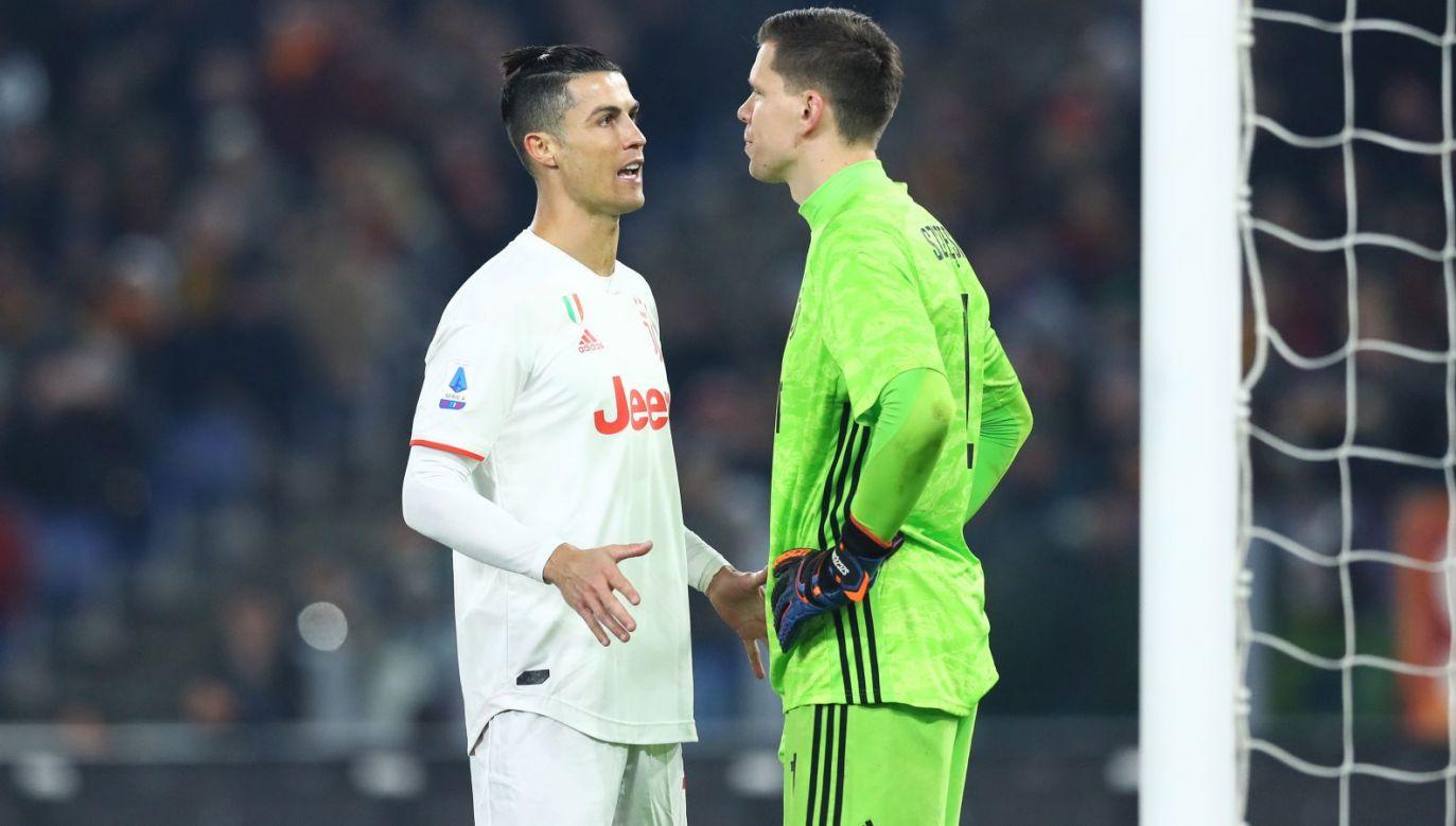 Piłkarze Juventusu pomogli swojemu klubowi i zrzekli się części wynagrodzenia (fot. Getty Images)