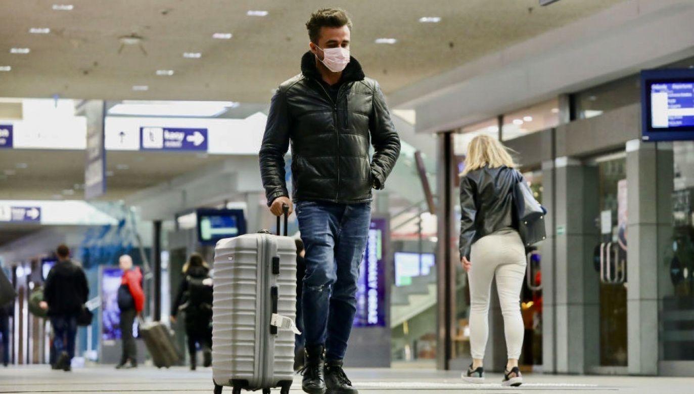 """""""Jestem przekonany, że także wobec Polski wszelkie restrykcje będą w niedługim czasie zniesione"""" (fot. Beata Zawrzel/NurPhoto via Getty Images)"""