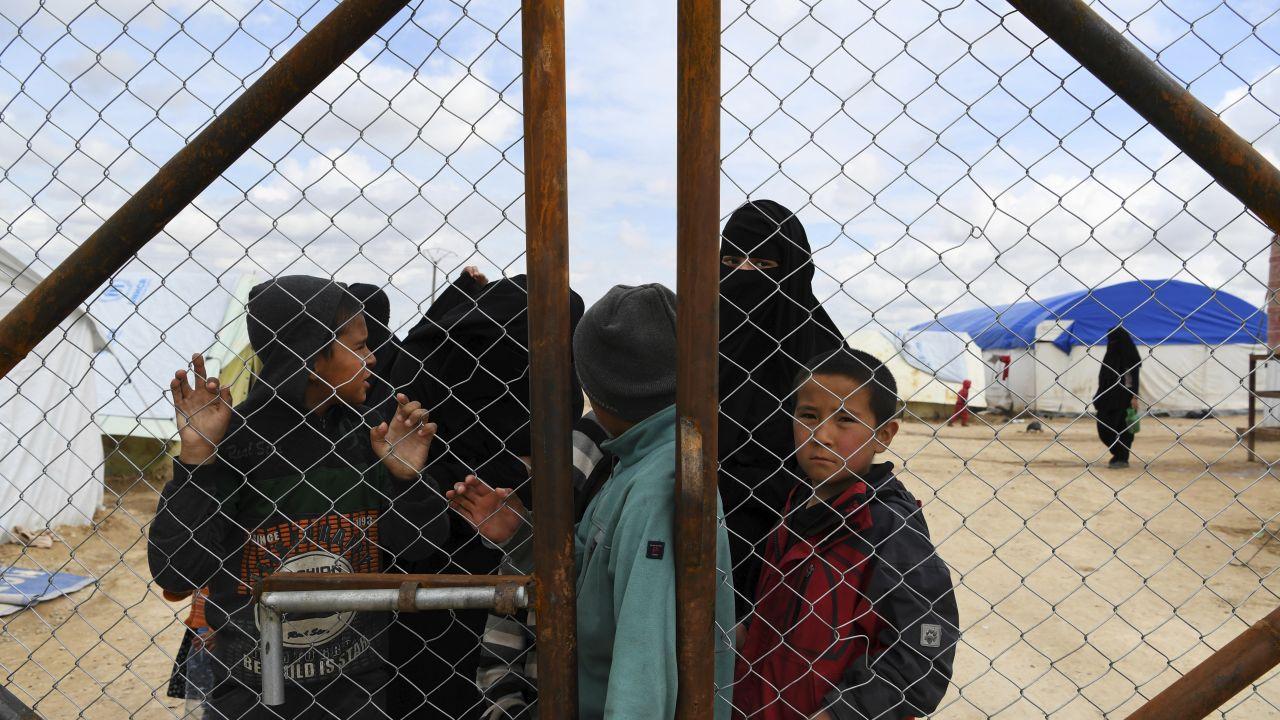 Holandia musi repatriować dzieci z obozu w Syrii (fot. GettyImages/Kate Geraghty/Fairfax Media)