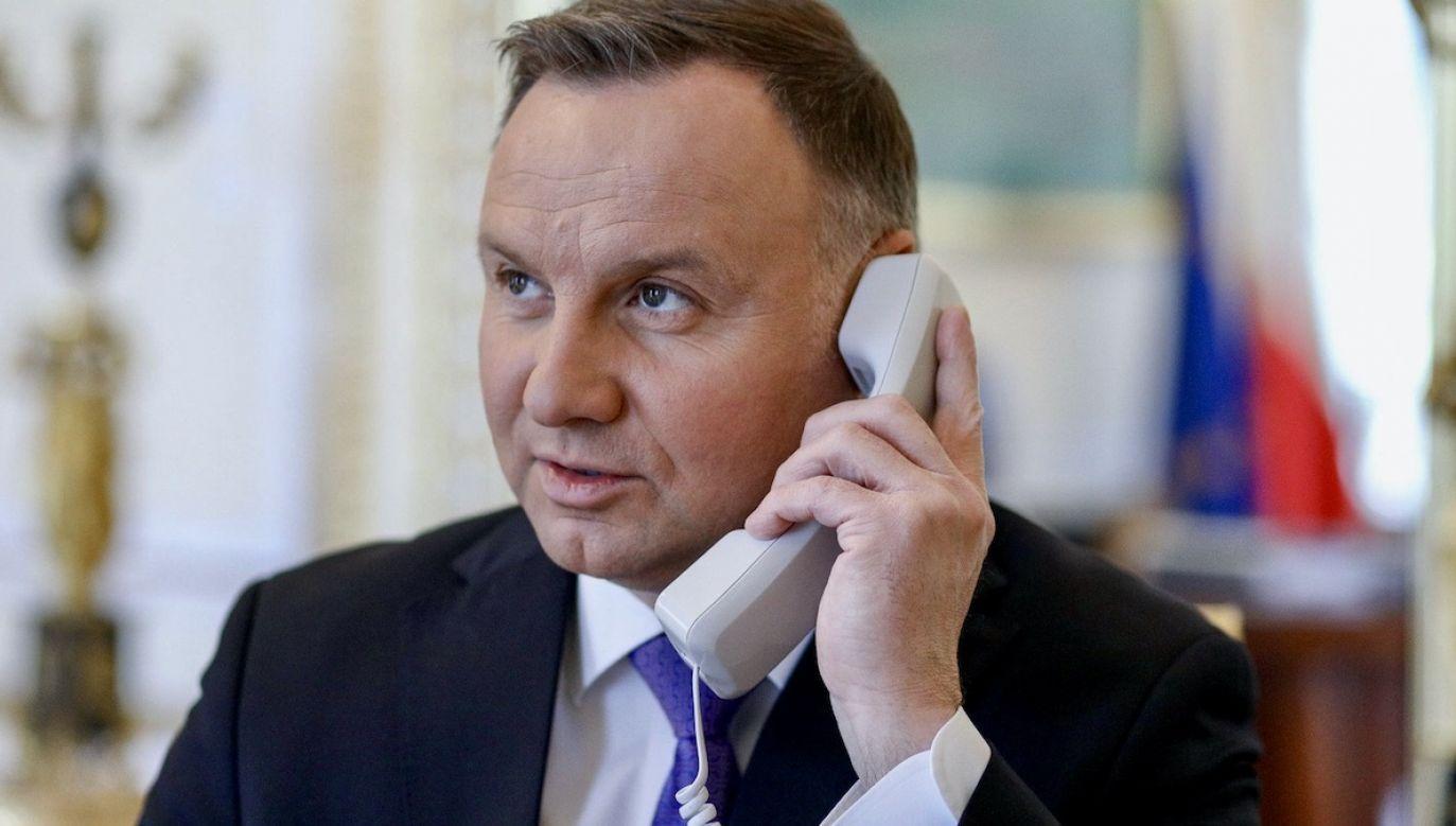 Andrzej Duda nie jest pierwszą znaną ofiarą rosyjskich prowokatorów (fot. Krzysztof Sitkowski/KPRP)