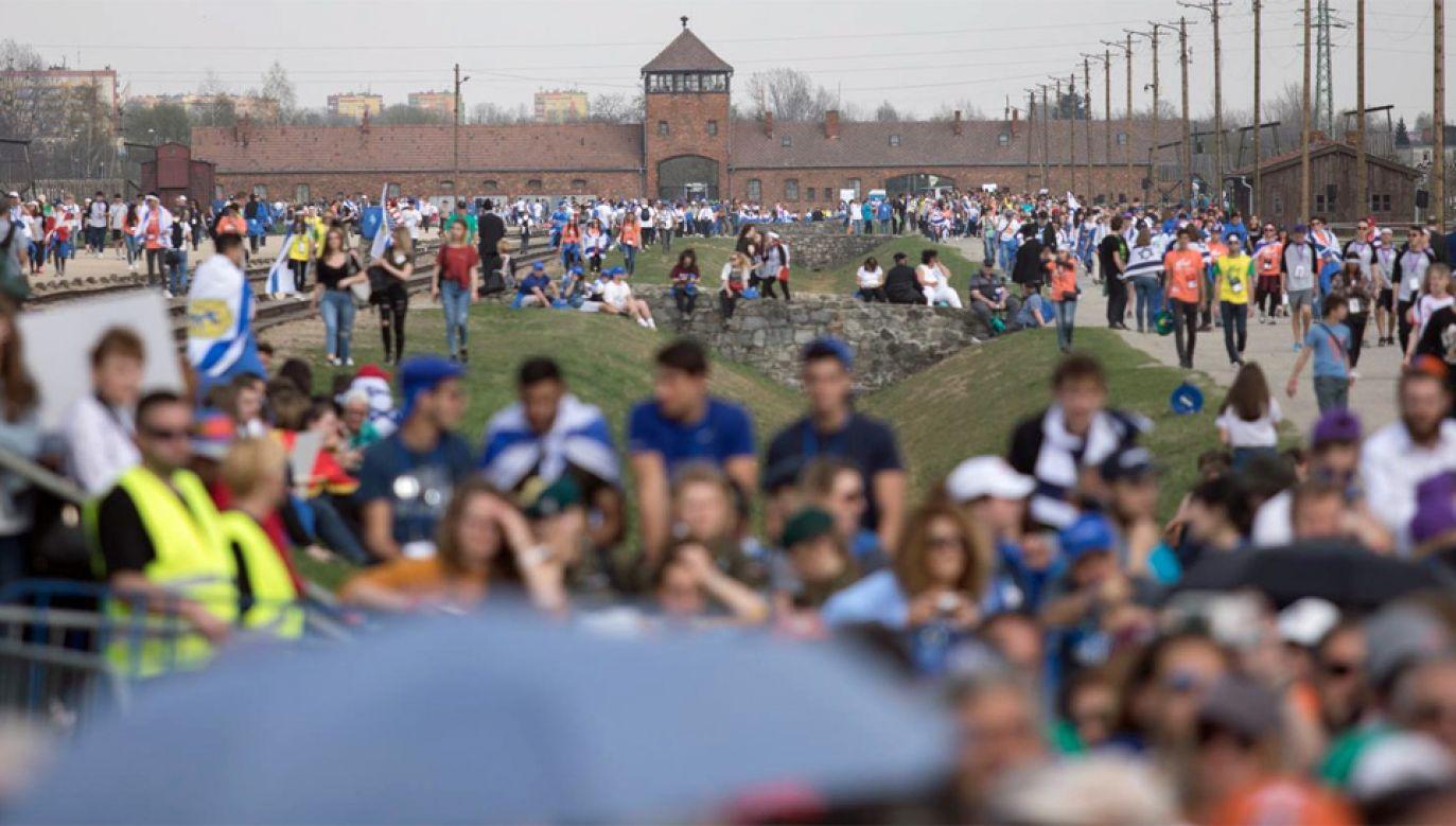 Inwestycja jest konieczna ze względu na wzrost liczby odwiedzających (fot. Muzeum Auschwitz-Birkenau)