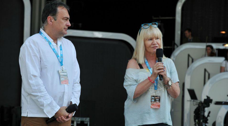 Drugą parą prowadzących będą Marta Szabłowska i Paweł Sztompke (fot. J. Bogacz)