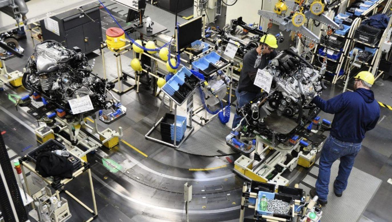 W związku z pandemią produkcja aut osobowych, ciężarowych i autobusów w Europie została zatrzymana (fot. mat.pras.)