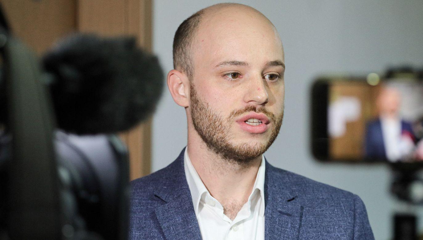 Jan Śpiewak deklaruje, że jest gotów iść do więzienia (fot. arch.PAP/Paweł Supernak)