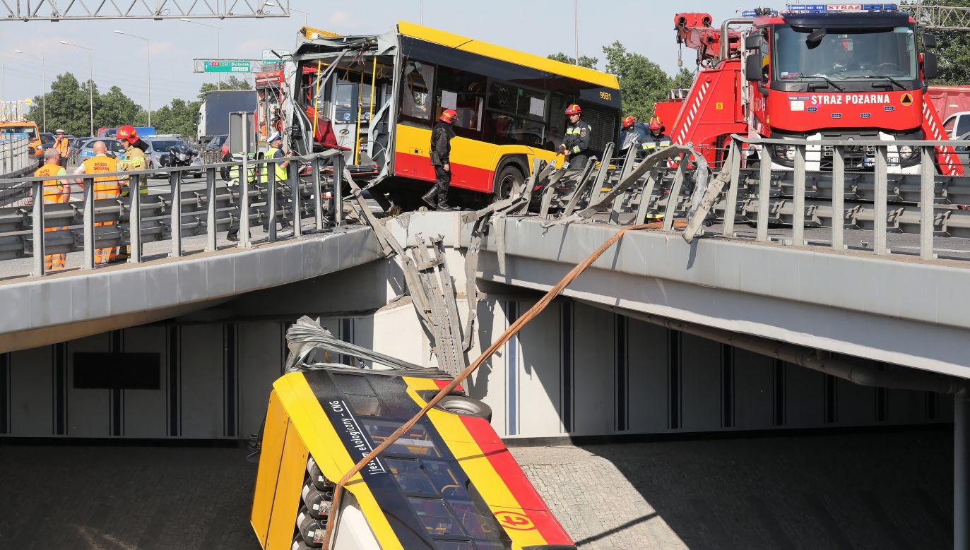 Główny Inspektor Transportu mówi o prawdopodobnej karze dla firmy (fot. arch. PAP/Paweł Supernak)