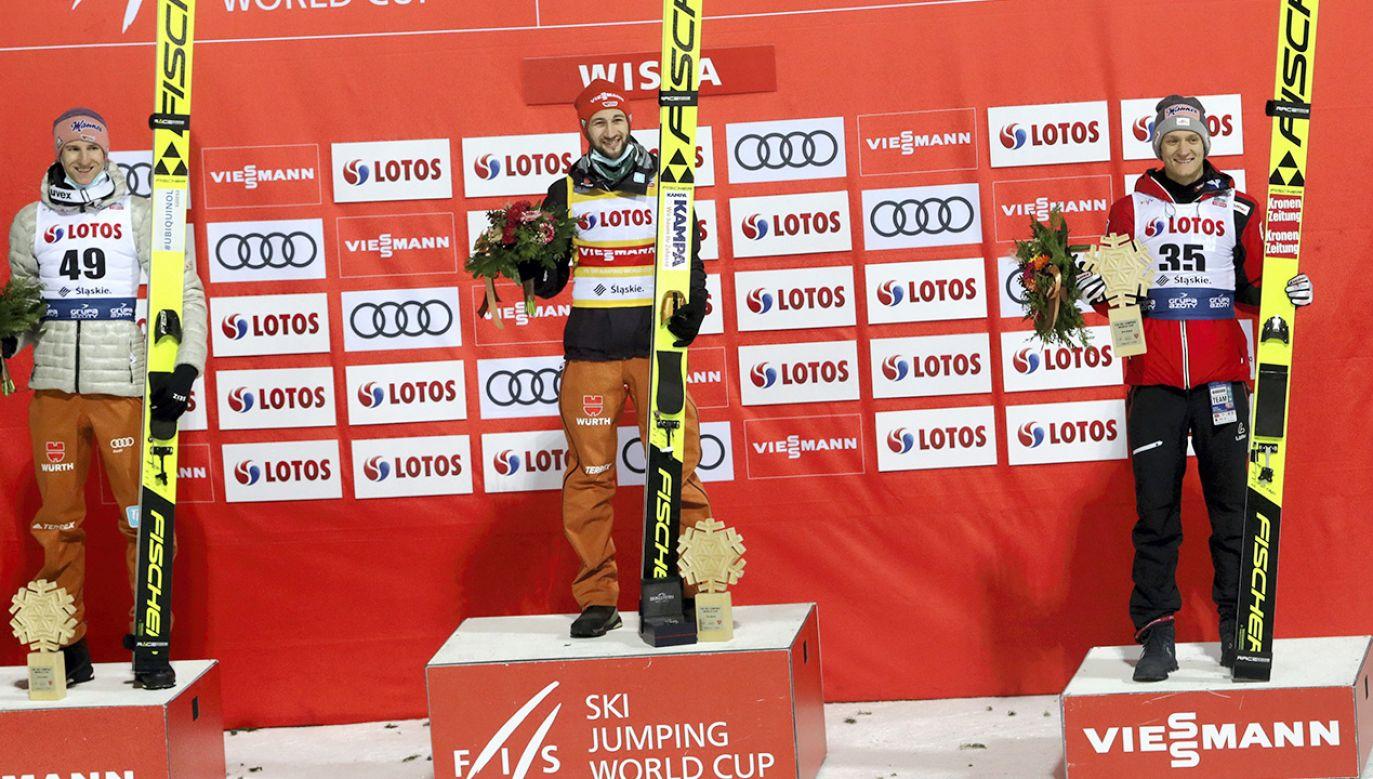 Jeszcze w niedzielę uczestniczyli w pierwszych w tym sezonie zawodach (fot. PAP/Grzegorz Momot)