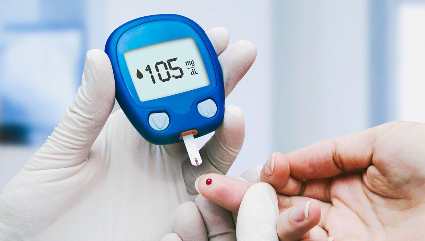 Nieleczona cukrzyca prowadzi do uszkodzeń i niewydolności wielu narządów (fot. Shutterstock/ Proxima Studio)