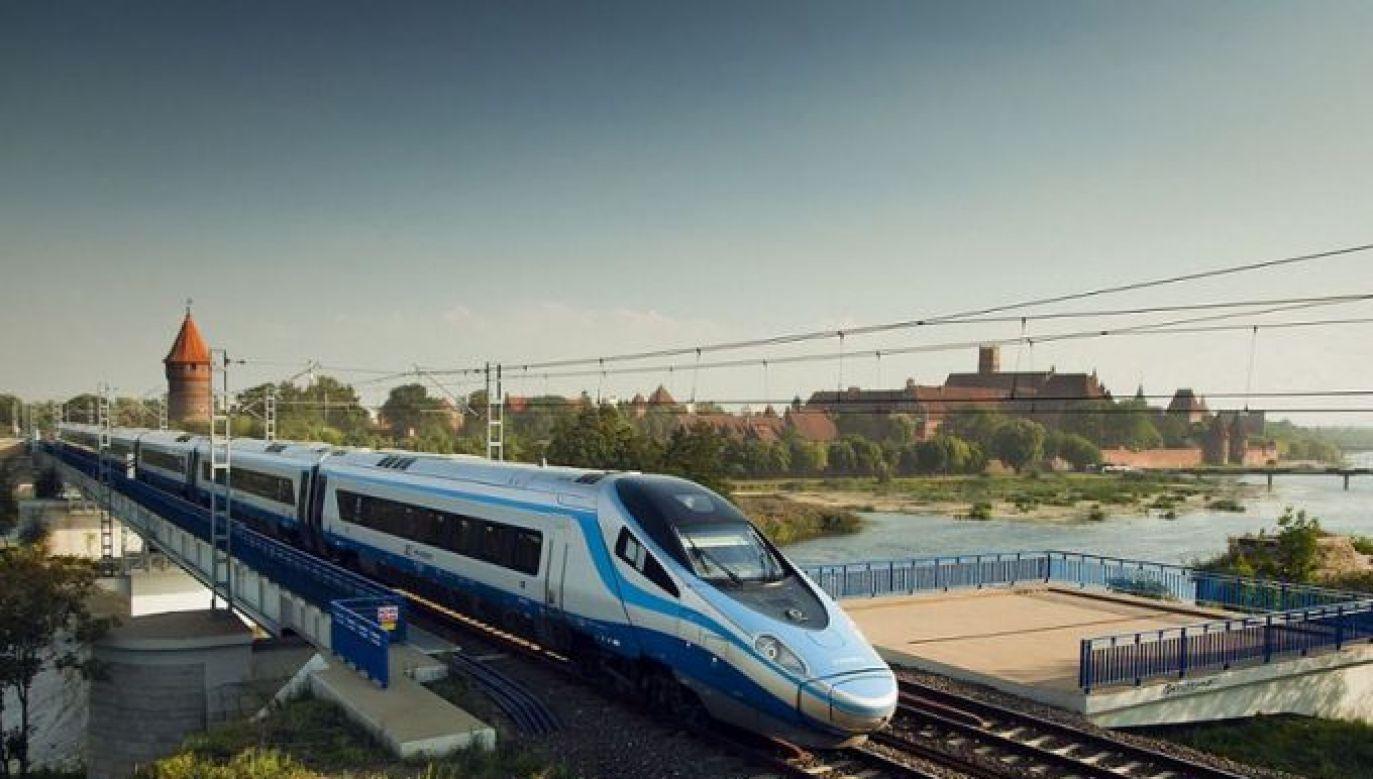 Więcej informacji o rozkładzie jazdy pociągów na portalpasazera.pl, rozkład-pkp.pl oraz w aplikacjach mobilnych Portal Pasażera (fot. PKP)