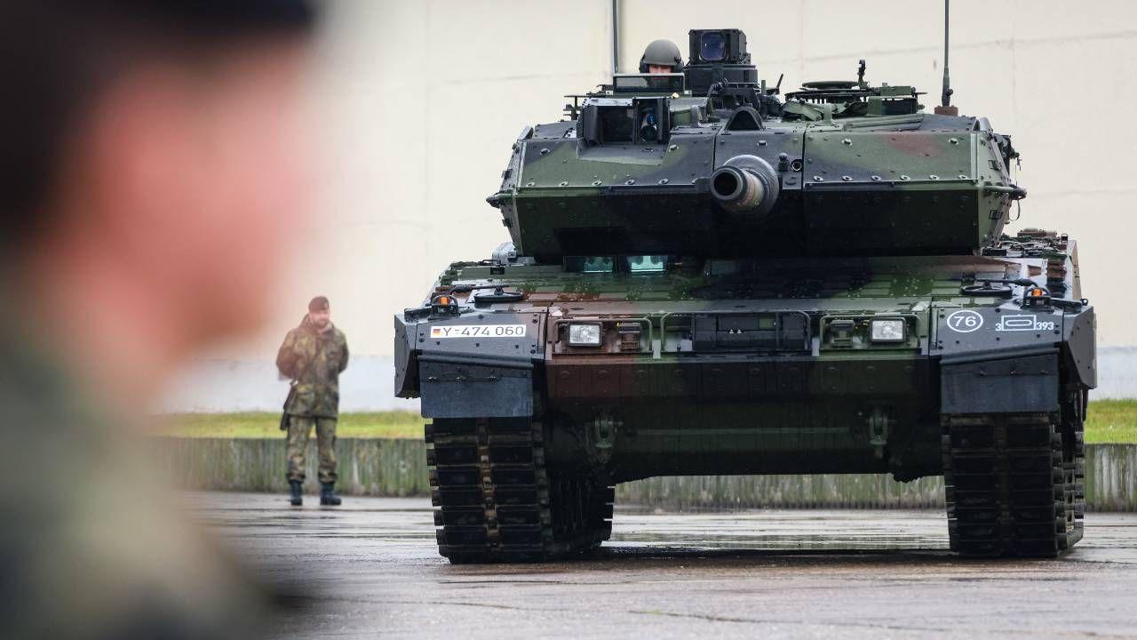 Podejrzany miał dostęp do poufnych danych Bundeswehry (fot. Jens Schlueter/Getty Images)