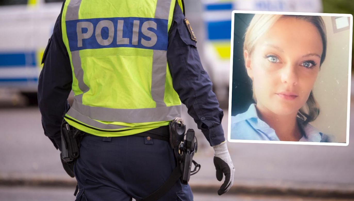 Szwedzka policja poszukuje zaginionej Polki (fot. Shutterstock/Emmoth; Policja)