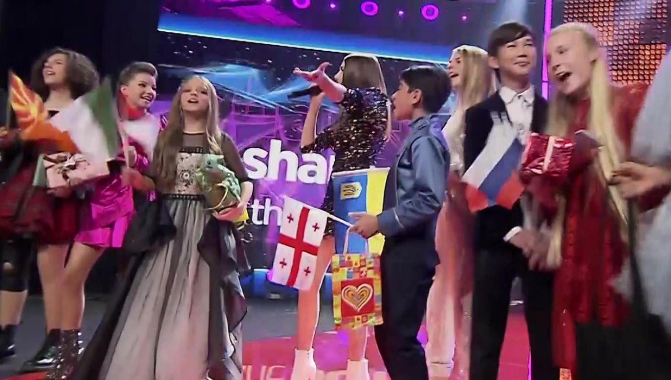 Finał Eurowizji Junior już w niedzielę (fot. TVP)