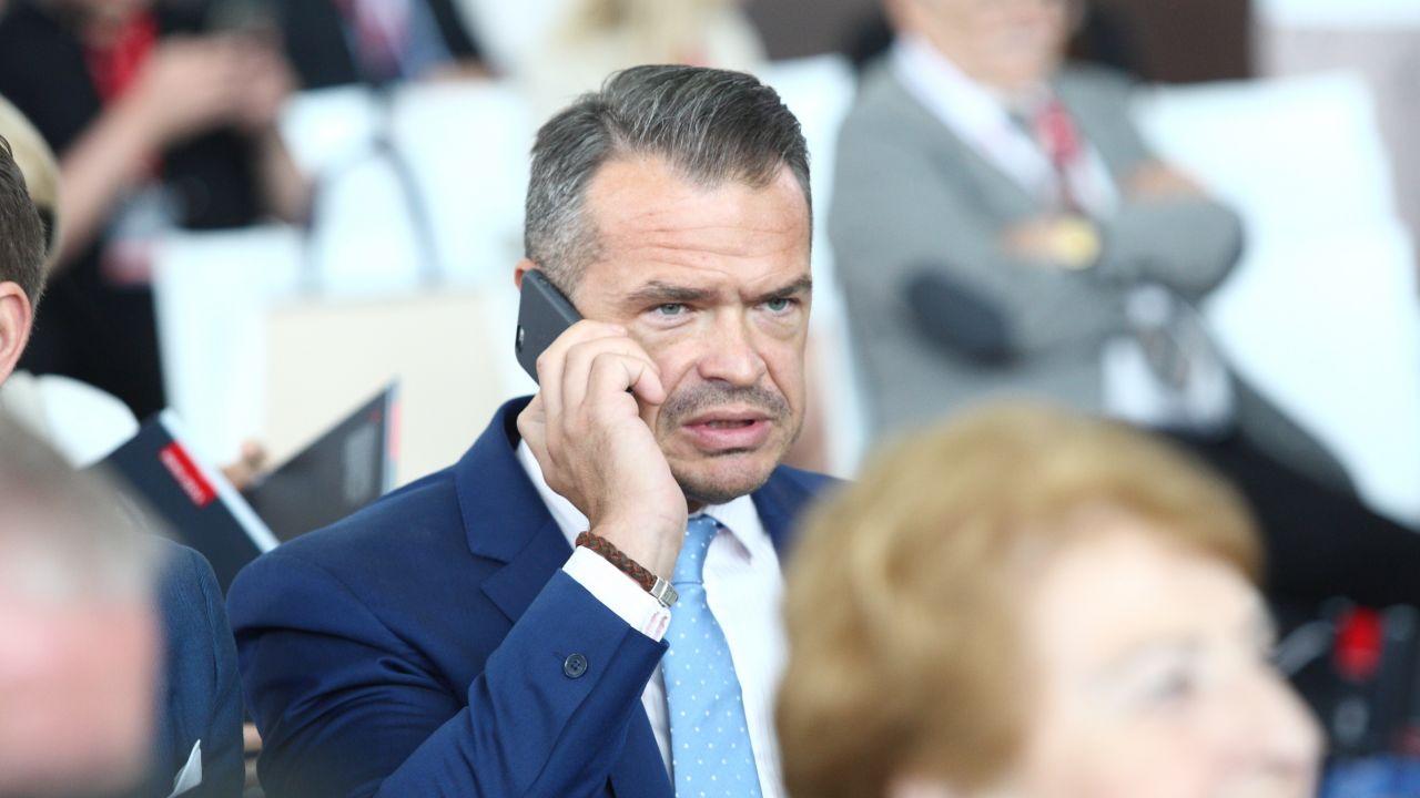 Sławomir Nowak ma poważne zarzuty. Prokuratura mówi aż o 17 (fot. Michal Fludra/NurPhoto) (Photo by NurPhoto/NurPhoto via Getty Images)