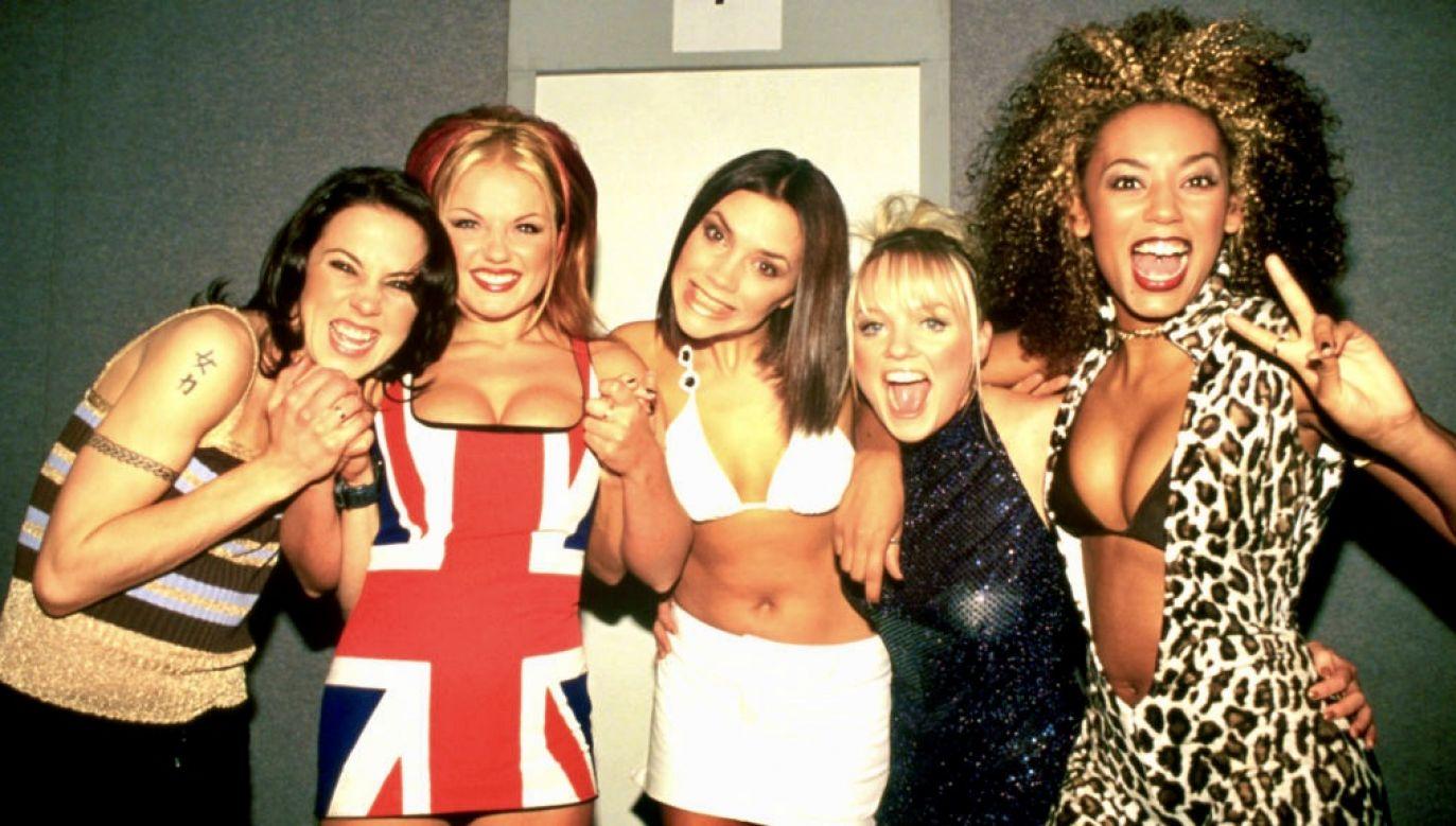 """Choć zespół """"Spice Girls"""" rozpadł się w 2000 r., co pewien czas jest reaktywowany (fot. Ray Burmiston/Photoshot/Getty Images)"""