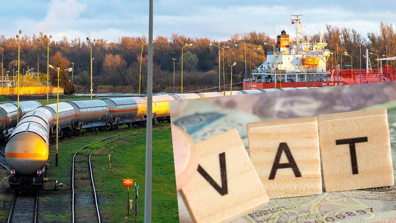 Ekonomista wyjaśnia, jak zmniejszono lukę w VAT (fot. Shutterstock/fuel industry)
