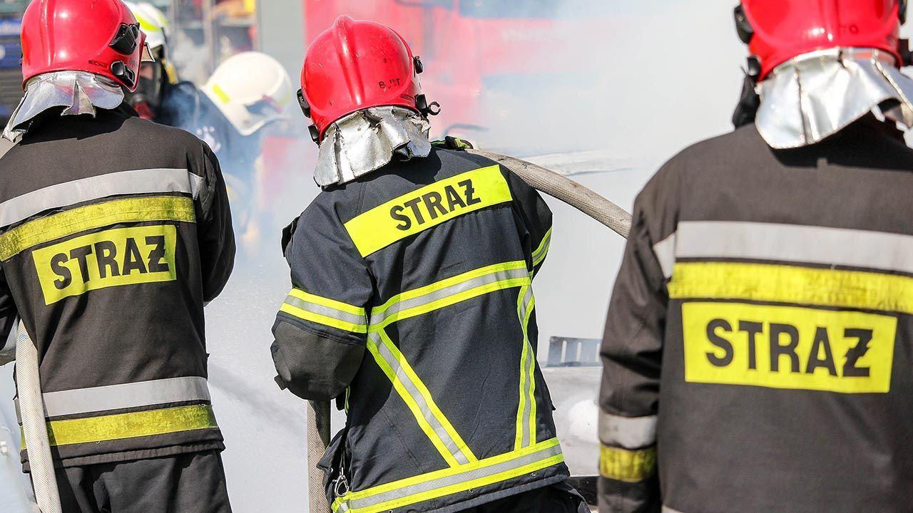 Strażacy alarm o pożarze odebrali o godz. 13.05 (fot. Shutterstock/canon_photographer, zdjęcie ilustracyjne)
