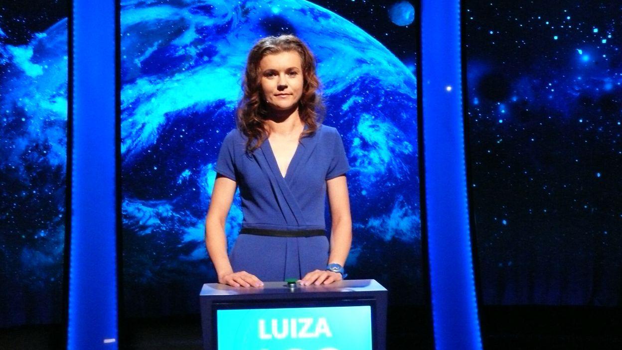 Luiza Batycka - zwyciężczyni 4 odcinka 115 edycji