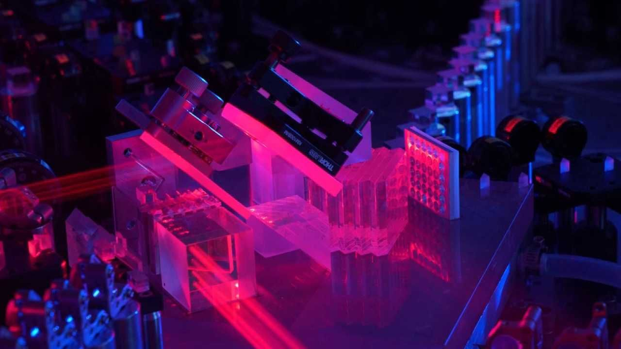 Komputery kwantowe to przyszłość (fot. University of Science and Technology of China)