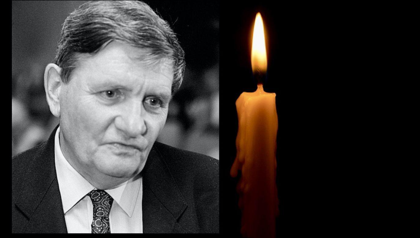 Prof. Jacek Łukasiewicz urodził się w 1934 roku we Lwowie (fot. arch. PAP/FILIP MILLER,Shutterstock/Nicvandum)