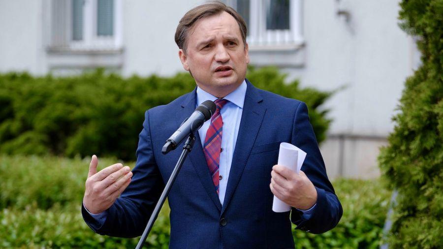 Minister odniósł się do słów Trzaskowskiego (fot. arch.PAP/Mateusz Marek)