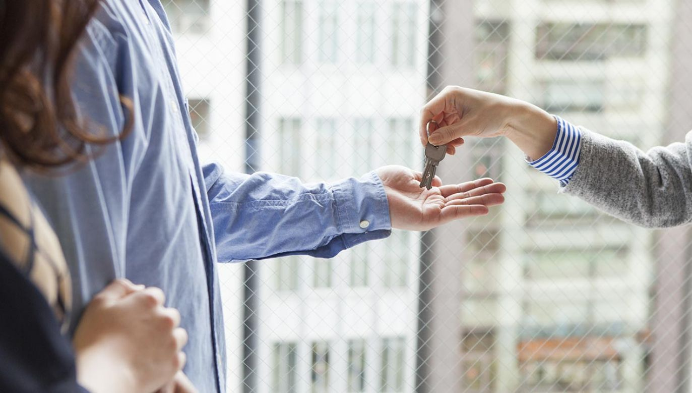 Najbliższe pół roku pokaże, czy inwestowanie w najem jest rentowne (fot. Shutterstock/Leonardo da)