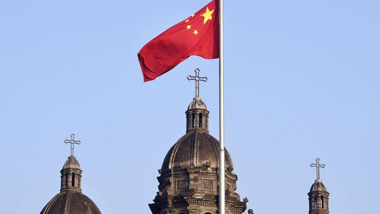 Mimo mimo zawarcia tymczasowego porozumienia Pekinu ze Stolicą Apostolską represje wobec katolików w drugiej połowie 2018 roku nasiliły się (fot. PAP/Newscom)