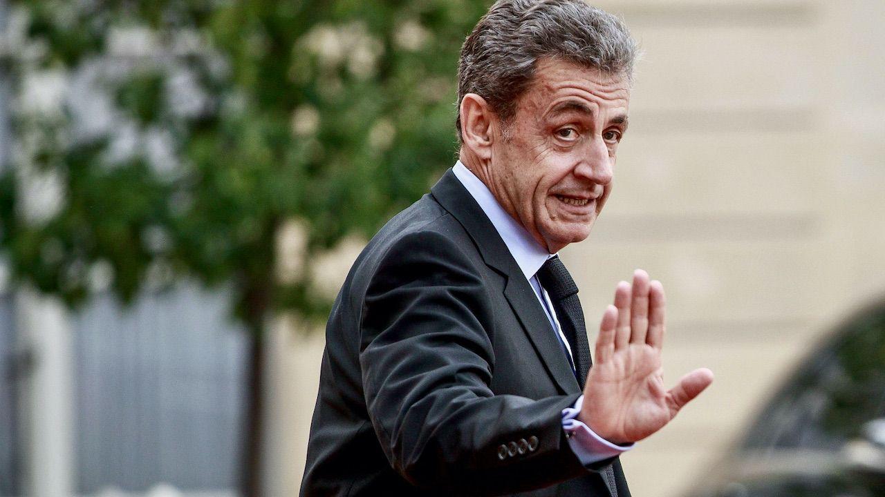 Trybunał Karny w Paryżu uznał, że były prezydent Francji Nicolas Sarkozy jest winny (fot. PAP/EPA/C.PETIT TESSON)