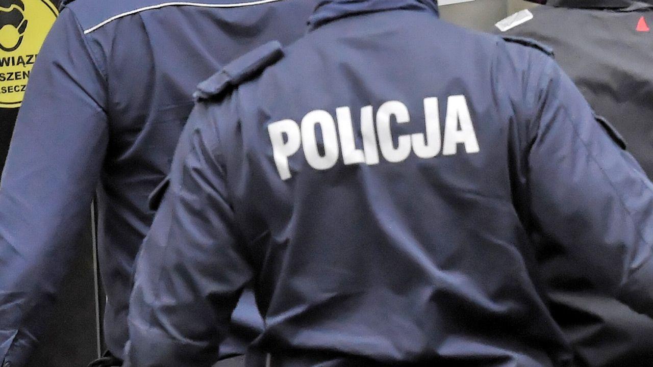 Mężczyzna nie przyznał się do zarzucanego mu czynu (fot. PAP/Piotr Nowak; zdjęcie ilustracyjne)
